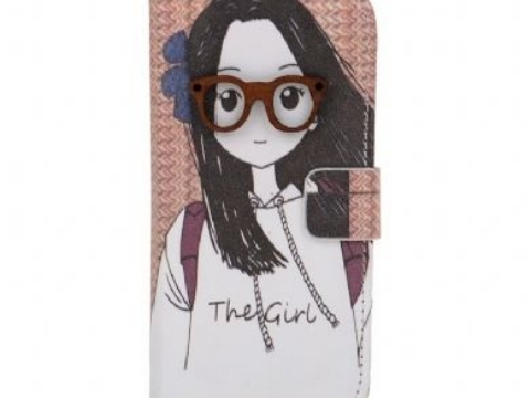 The Girl Kılıf İ Phone 5