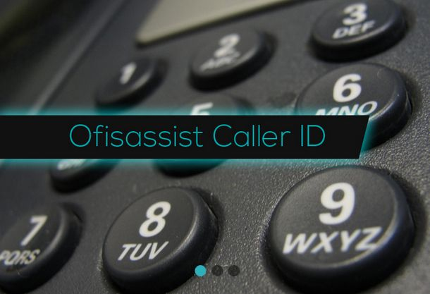 Ofisassist Caller ID
