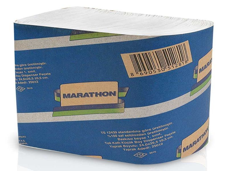 Marathon dispenser peçete