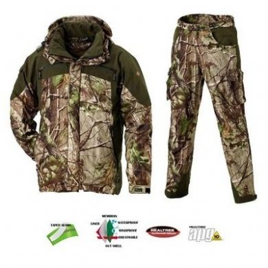 Pinewood 8877 Hunter Set Bear Realtree Kamuflaj