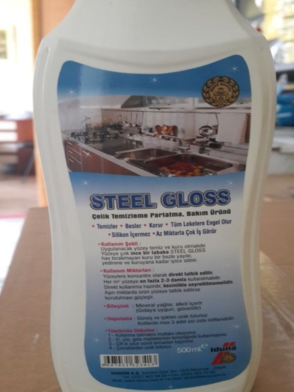 İduna steel gloss